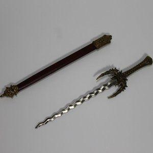 Fantasy Sword Letter Opener